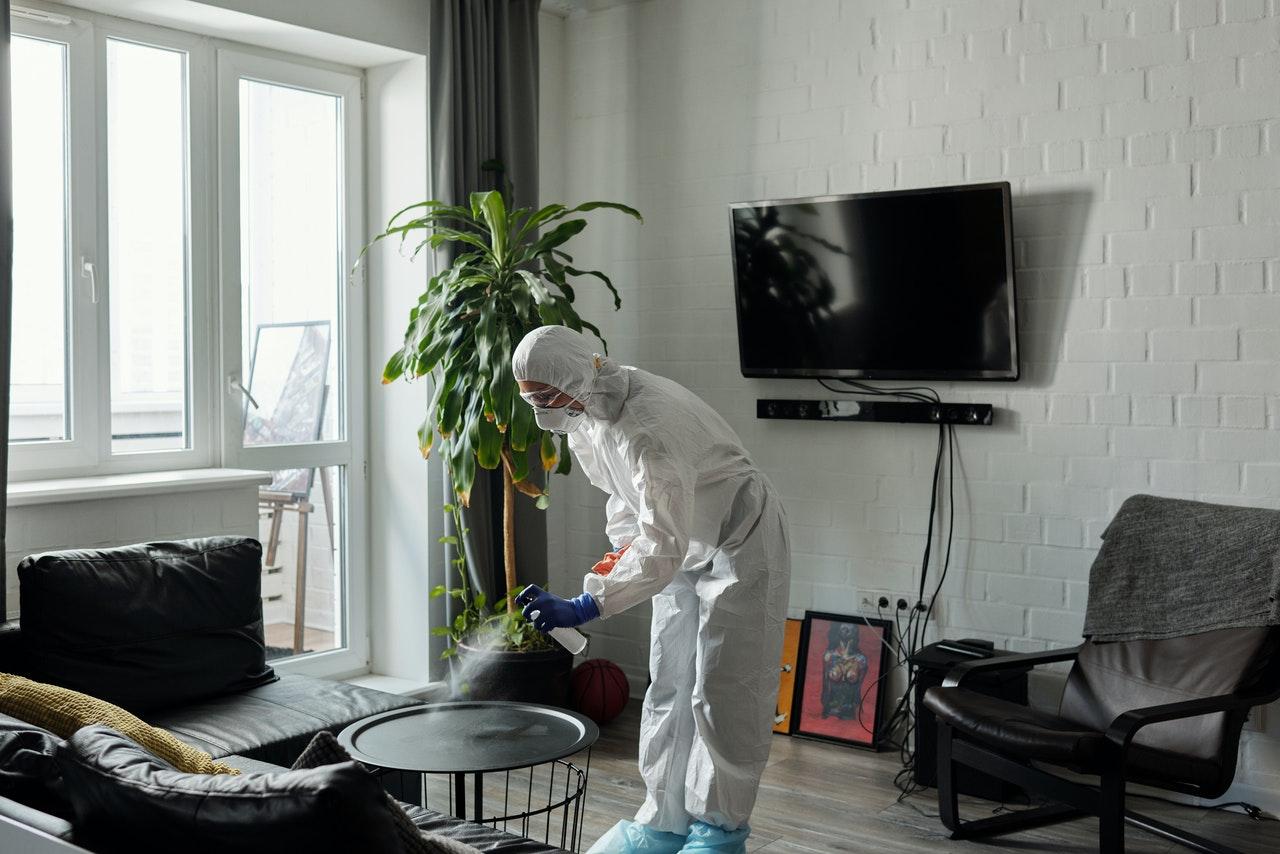 Derfor skal du rense din sofa mindst én gang om året