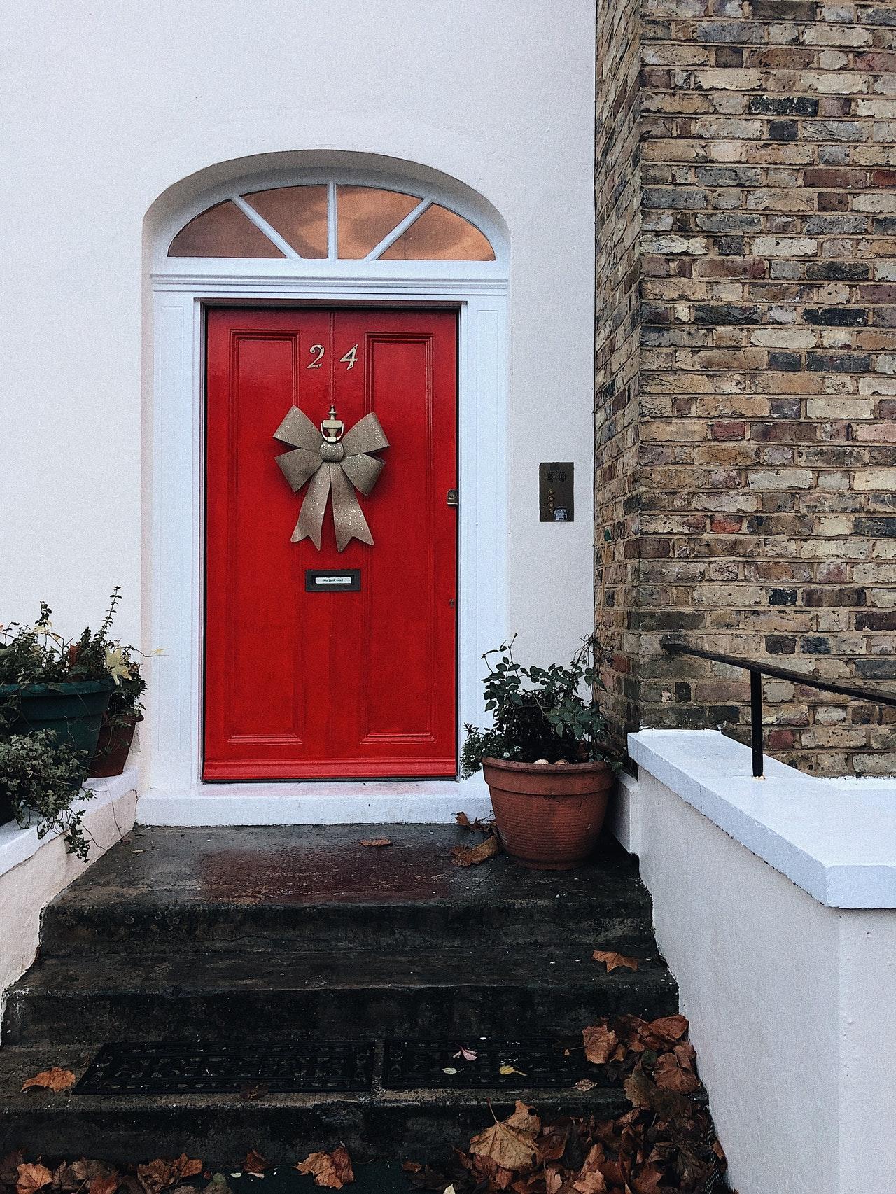 Skift facadedør og giv boligen et nyt udtryk